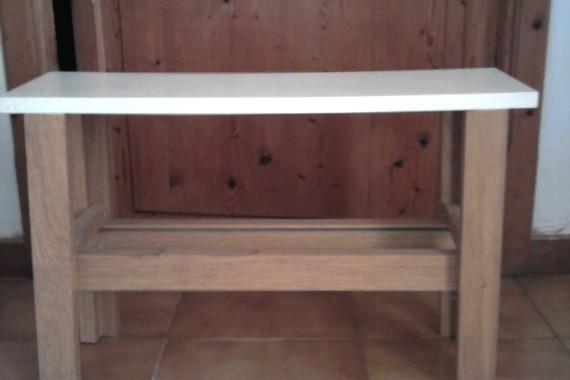 Banco de madera 2