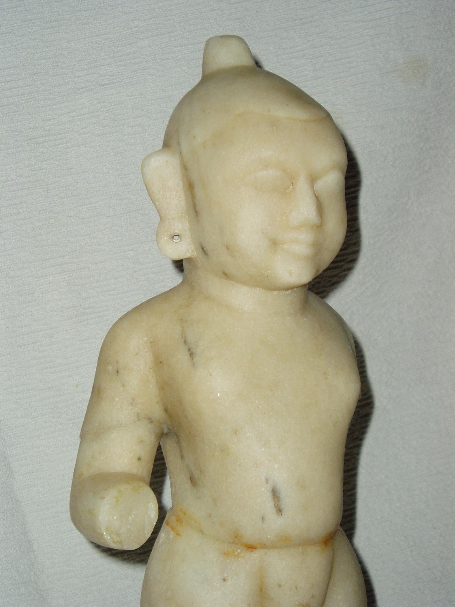 Estatua ya restaurada